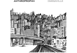 Anthroprophh - Omegaville - (Vinyl)