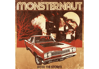 Monsternaut - Enter The Storm - (CD)