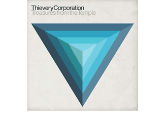 Thievery Corporation - Treasures From The Temple - (Vinyl)