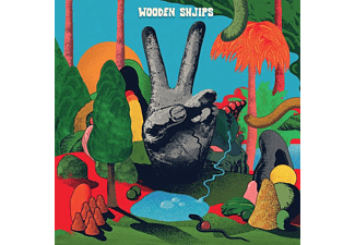 Wooden Shjips - V. - (CD)