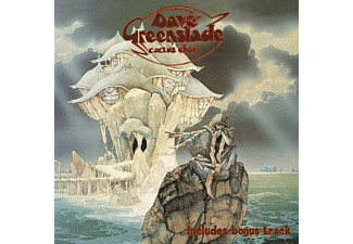 Dave Greenslade - Cactus Choir - (CD)