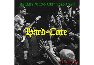 Harley 'cro-mags' Flanagan - HARD-CORE - (CD)