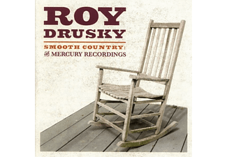 Roy Drusky - Smooth Country: The Mercury - (CD)