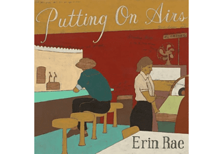 Erin Rae - Putting On Airs (LP) - (Vinyl)