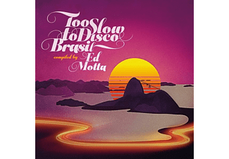 VARIOUS - Too Slow To Disco Brasil - (CD)