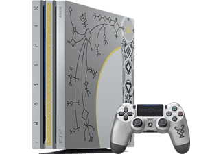 SONY PlayStation®4 PRO 1TB Limited Edition + God of War Day One Edition
