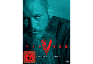 Vikings - Staffel 4: Teil 2 - (DVD)