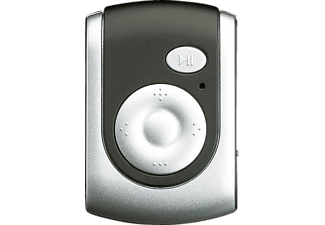 ICES IMP-101SI, MP3 Player, Silber