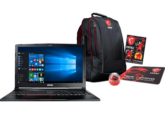 MSI Gaming Notebook GE63VR 7RE-036DE Raider (0016P1-036)