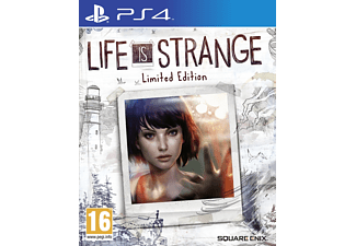 Life is Strange: Before the Storm (Limited Edition) (PlayStation 4)