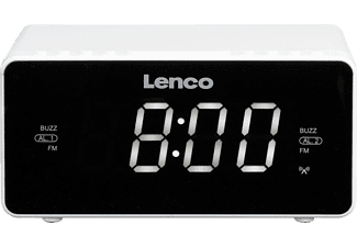 LENCO CR-530WH, Radio, Weiß