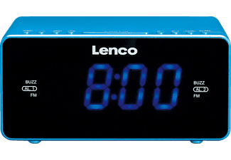 LENCO CR-520BU, Radio, Blau