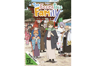 The Eccentric Family - St. 1 Vol. 1 - (DVD)