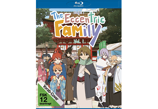 The Eccentric Family - St. 1 Vol. 1 - (Blu-ray)