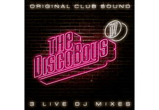 VARIOUS - The Disco Boys Vol.17 - (CD)