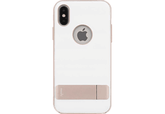 MOSHI Kameleon Handyhülle, Coastal Gray, passend für Apple iPhone X
