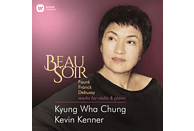 Achille-Claude Debussy, Kevin Kenner, Chung Kyung-wha - Beau Soir [CD]