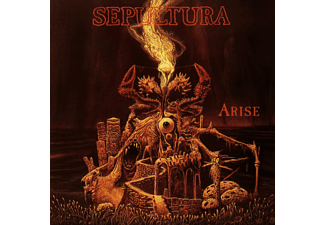 Sepultura - Arise - (CD)