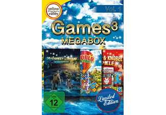 Games 3 Megabox 1 (Limited Version) - PC