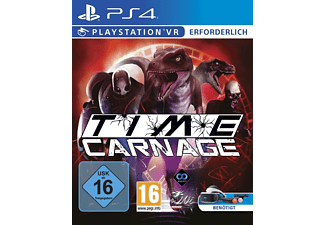 Time Carnage VR - PlayStation 4