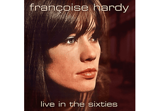 Françoise Hardy - Live In The Sixties - (CD)