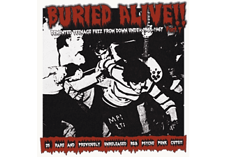 VARIOUS - Buried Alive!! Part 7 - (CD)