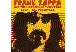Frank & the Mothers of Invention Zappa - Live...San Francisco - (CD)