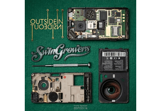 Swingrowers - Outsidein - (CD)