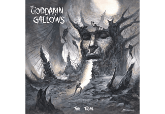 The Goddamn Gallows - The Trial - (CD)