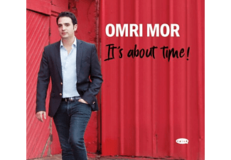 Omri Mor - It's About Time (Feat. Avishai Cohen) - (CD)