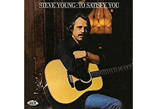 Steve Young - To Satisfy You - (CD)