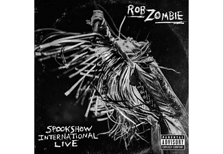 Rob Zombie - Spookshow International Live (2LP) - (Vinyl)