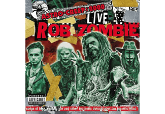 Rob Zombie - Astro-Creep: 2000 Live Songs (Live At Riot Fest) - (CD)