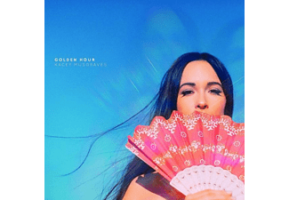 Kacey Musgraves - Golden Hour - (CD)