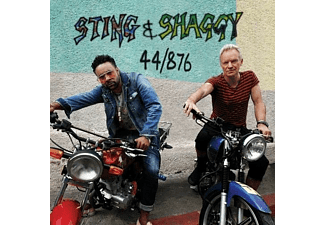Sting & Shaggy - 44/876 (Ltd.Deluxe Edt.) - (CD)