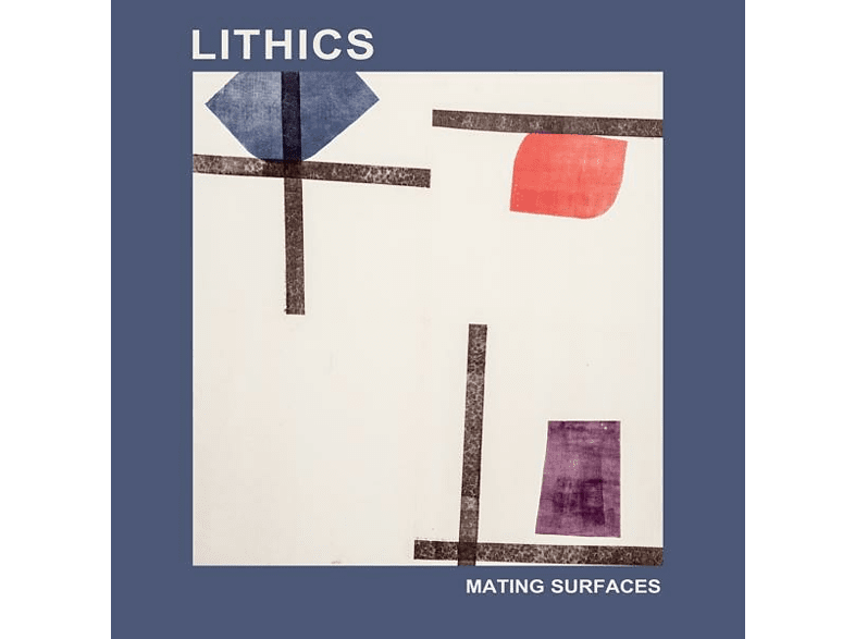 Lithics - Mating Surfaces [Vinyl]