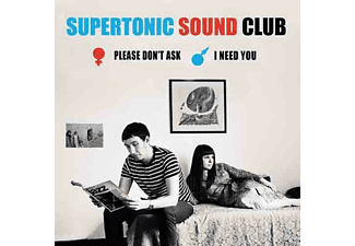 Supertonic Sound Club - Please Don't Ask/I Need You (Ltd.7'') - (Vinyl)