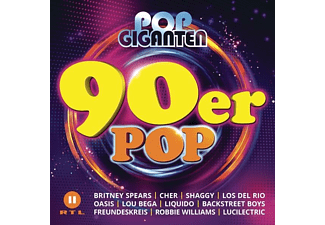 VARIOUS - Pop Giganten 90er Pop - (CD)