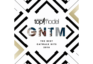 VARIOUS - Germany's Next Topmodel-Best Catwalk Hits 2018 - (CD)