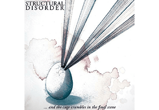 Structural Disorder - ...ABD The Cage Crumbles In The Final Scene - (CD)