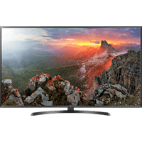 LG 50UK6470PLC LED TV (Flat, 50 Zoll/127 cm, UHD 4K, SMART TV, webOS 4.0 (AI ThinQ))
