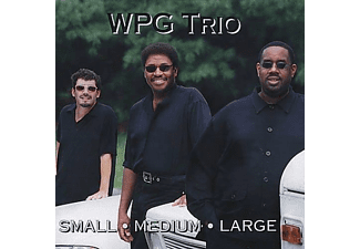 Wpg Trio - Small,Medium,Large - (CD)
