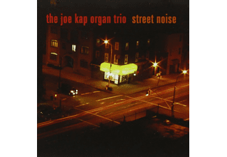 Joe Kap Organ Trio - Street Noise - (CD)