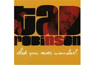 Tad Robinson - Did You Ever Wonder? - (CD)