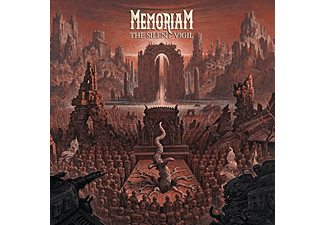 Memoriam - The Silent Vigil (CD)