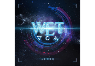 WET - Earthrage (CD)