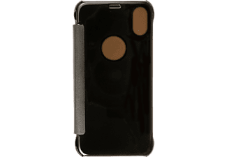 IPROTECT 164-BU-A-H-X-1 Handyhülle, Transparent, passend für Apple iPhone X