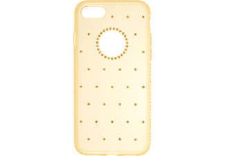 IPROTECT Strass Handyhülle, Gold, passend für Apple iPhone 7, iPhone 8