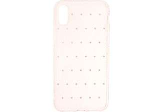 IPROTECT 135-T-A-T-X-17 Handyhülle, Roségold, passend für Apple iPhone X
