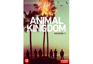 ANIMAL KINGDOM SEIZOEN 1 | DVD